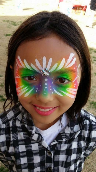 face painting by sheila logan