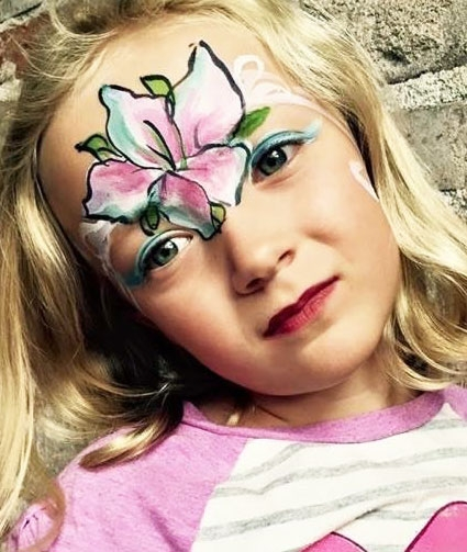Andrea Michel Face Painting