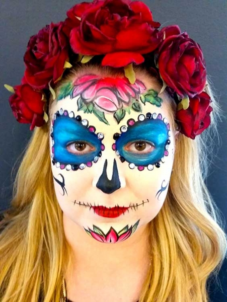 face paint by maria rocco