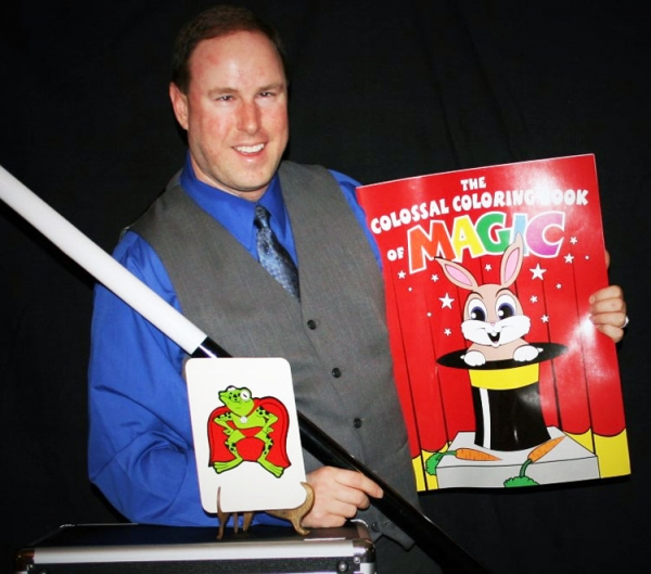 James Finkelmeier Magician