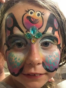 Face Paint by Jessica Jenkins