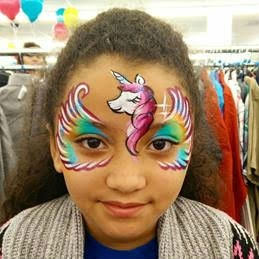 Grace Ly Face Painter