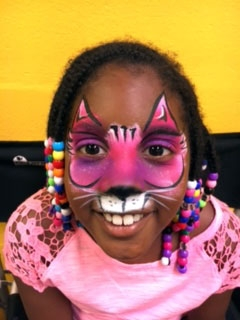 Amanda Clark Face Painter