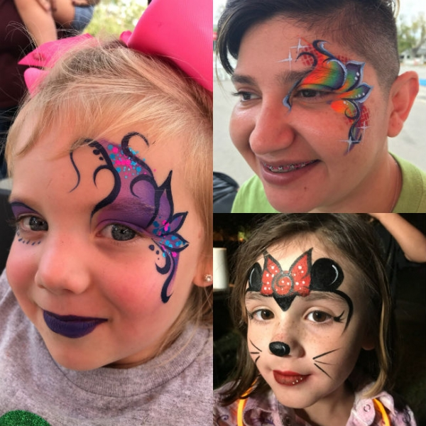 Elisa Griffith Face Painter