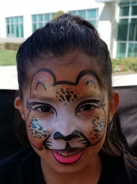 Imelda Acosta Face Painter