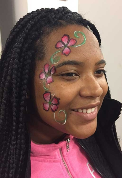 Pam Hasson Face Painter