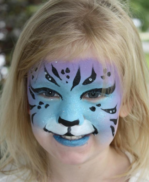 Face Painting by Sonya Grafft