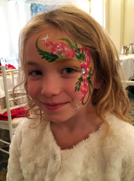 Jessica Van Winkle Face Painter