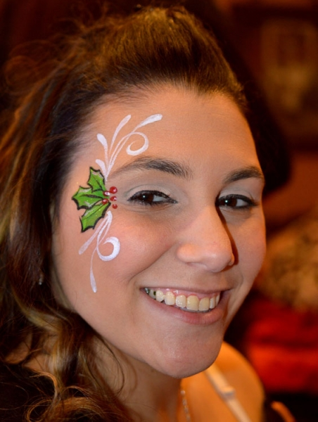 Larissa Symbouras Face Painter