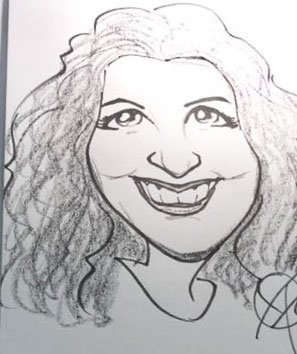TC Ford Caricature Artist