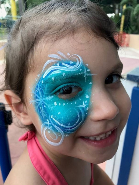 Natalie Weinstein Face Painter