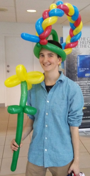 Billy Heh Balloon Sculptor