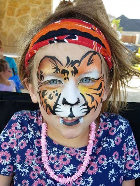 Janie Baze Face Painter