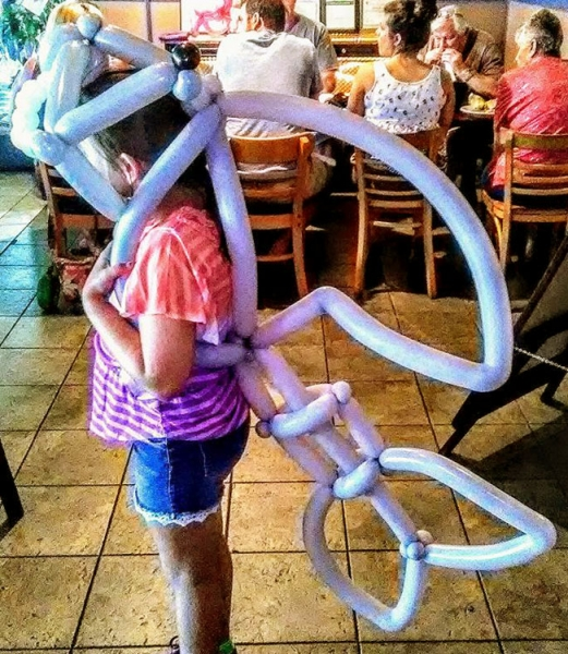 Austin Humphreys Balloon Sculptor