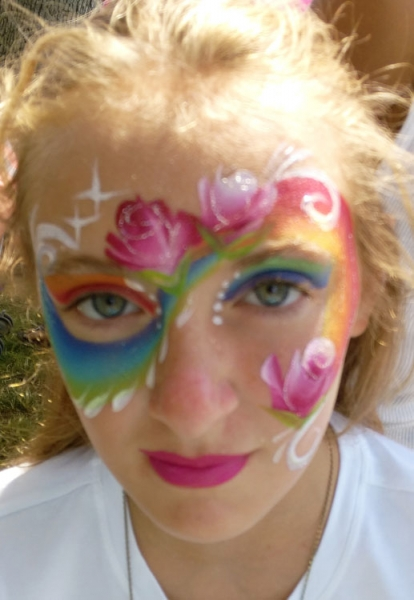 Sandra Chavez Face Painter