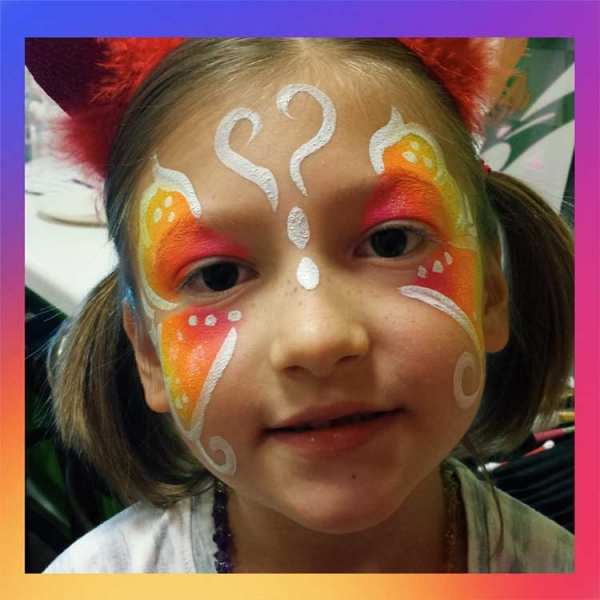 Kim Estes Face Painter