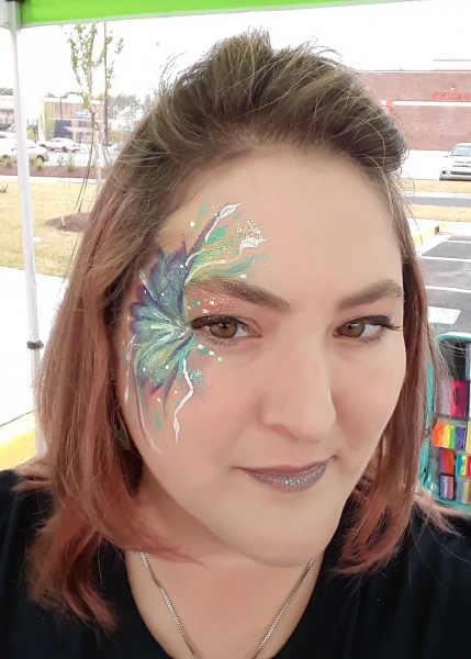 Christina Gault Face Painter
