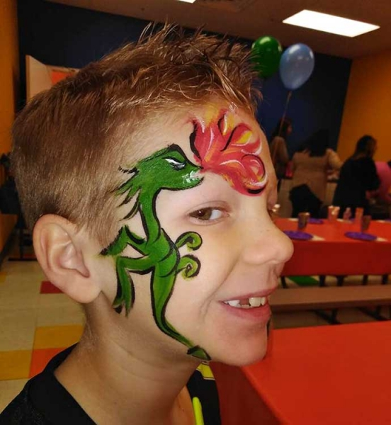 Brooke Ochoa Face Painter