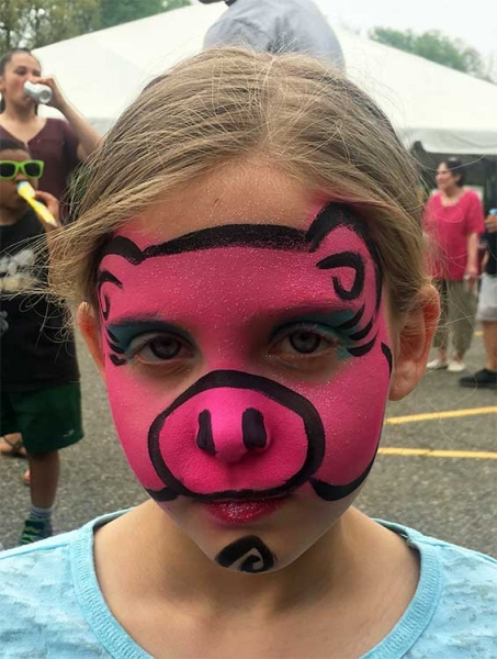 Angie Garcia Face Painter