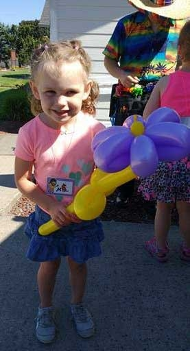Anthony Hendren Balloon Sculptor