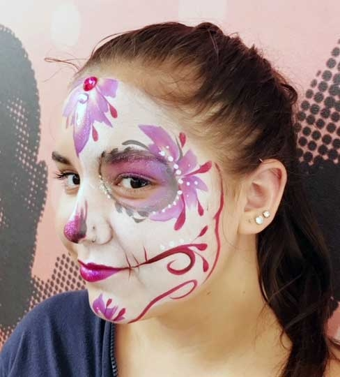 Julie Price Face Painter
