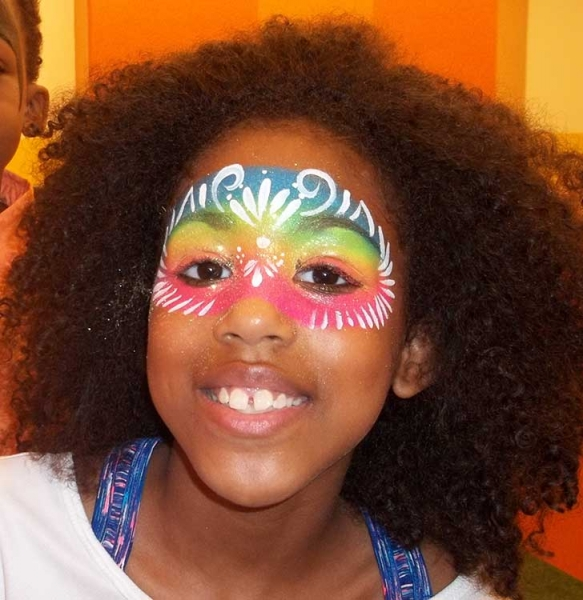 Donna Holloway Face Painter