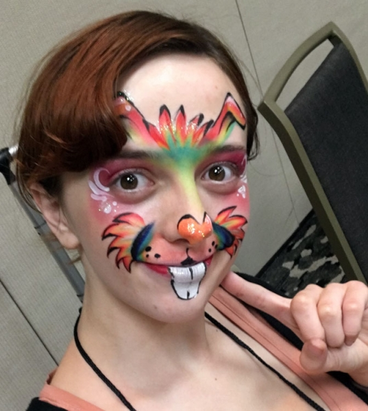 Katrina Kroetch Face Painter