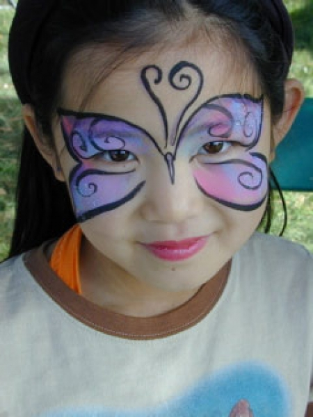 Face painting by Carla Winters