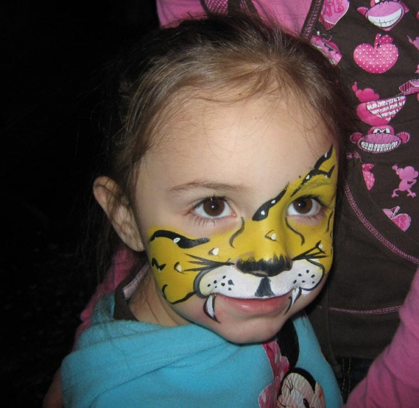 Face Painting by Elaine Pohlman