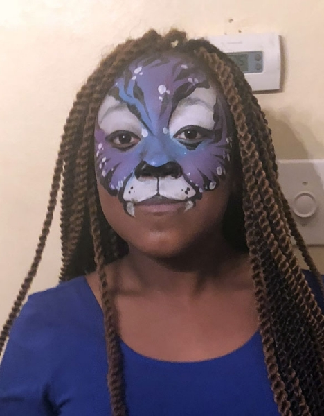 Yolonda Harrington Face Painter