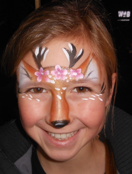 Kathy Oros Face Painter