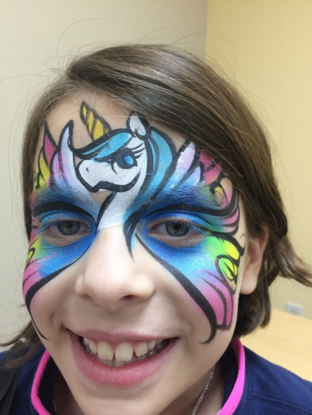 Bethany McLean Face Painter