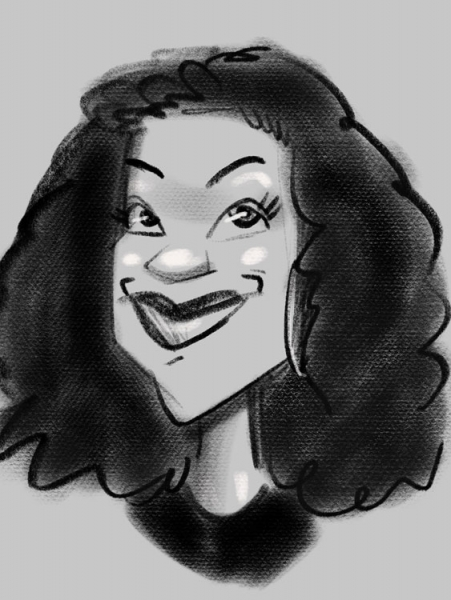 Casey Falco Digital Caricature Artist