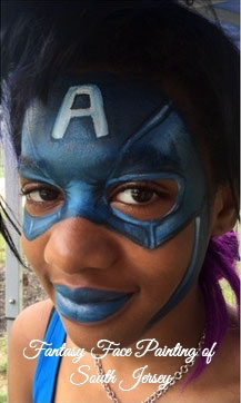 Annie Todd Face Painter