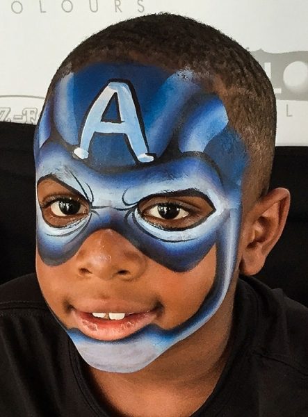 Whitney Myers Face Painter