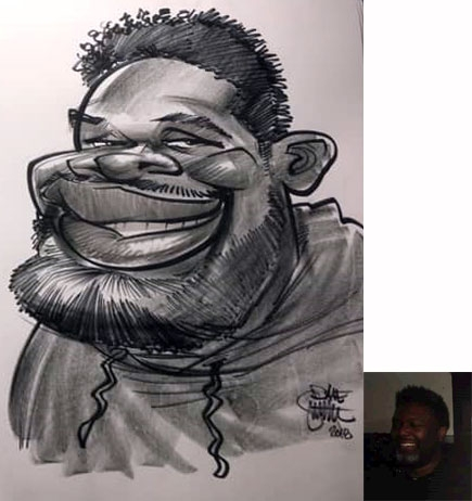 Dave Smith Caricature Artist
