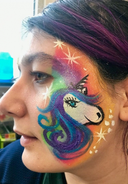 Lori Jaryga Face Painter