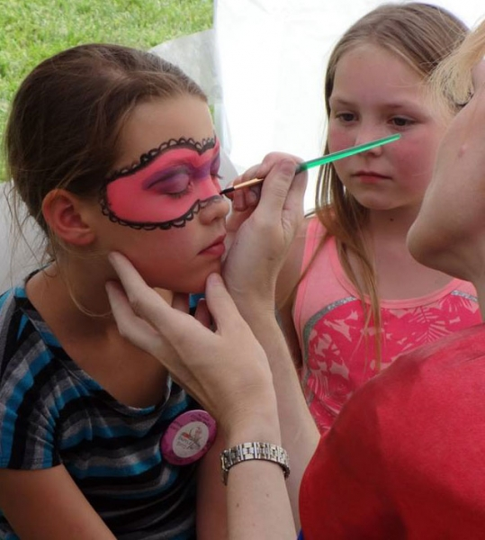 Kimberly Winslow Face Painter