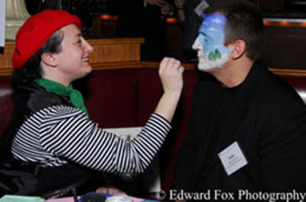Face painting by Amanda Cohen