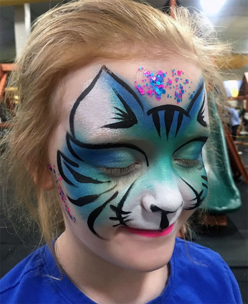 Lisa Frazier Face Painter