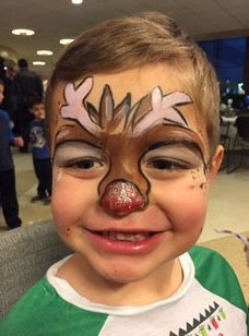 Diane Hardy Face Painter