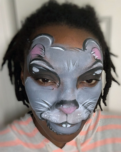 Brittany Dunlap Face Painter