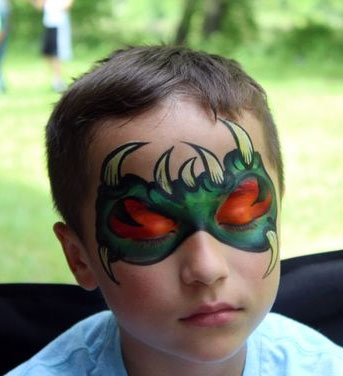 Noelle Perry Face Painter