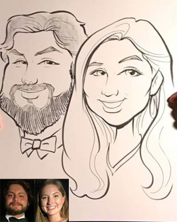 James Thomas Caricature Artist