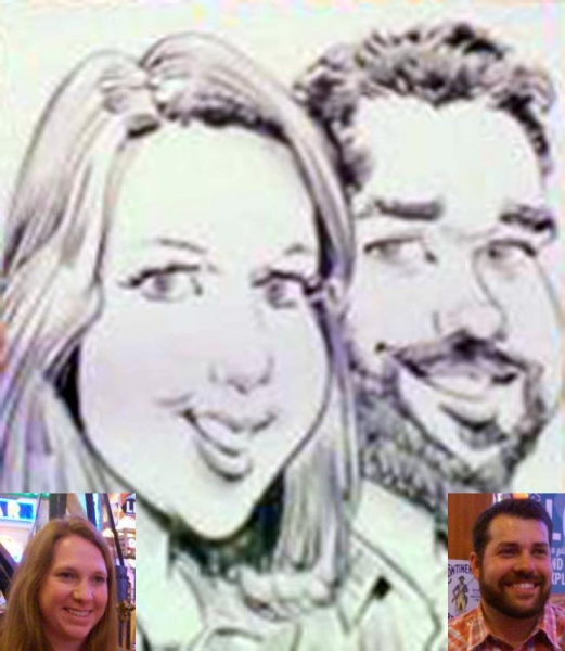 Martin Tremblay Caricature Artist