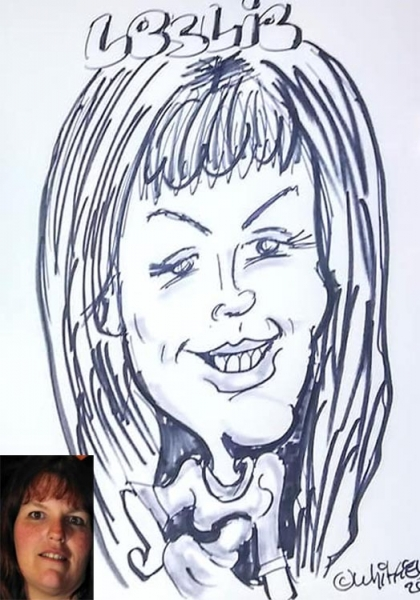 John Whitfield Caricature Artist