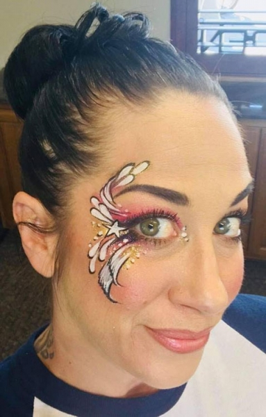 Dee Pridemore Face Painter