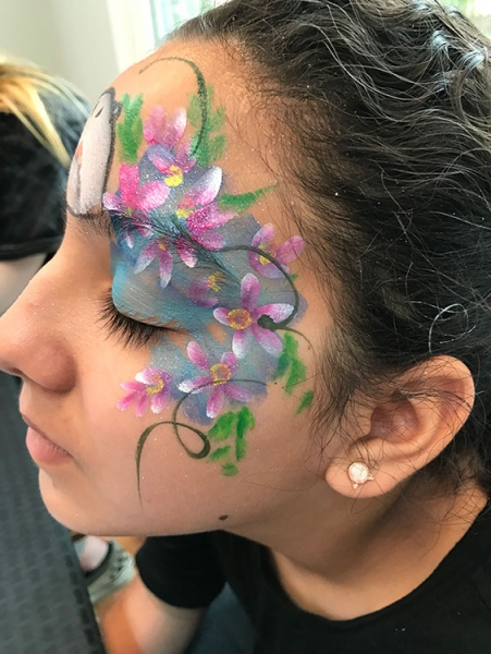 Maddie Hasson Face Painter