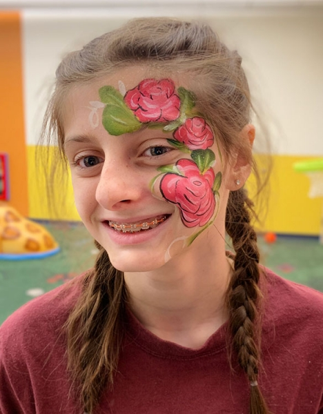 Leah Jarratt Face Painter