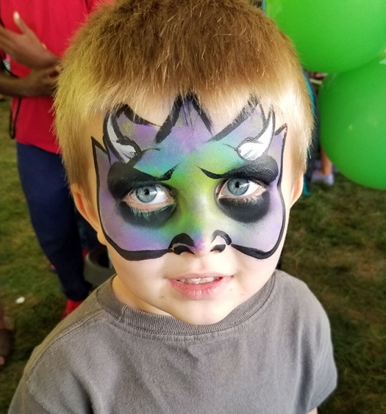 Gabrielle Menser Face Painter
